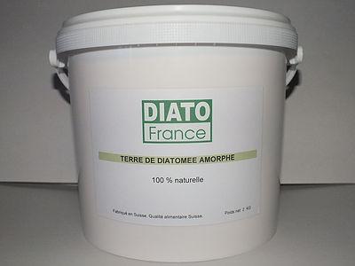 terre de diatomée seau 2 kg